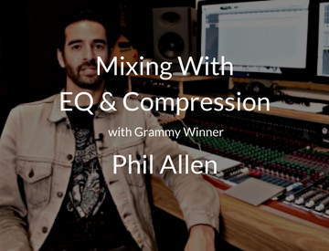 Music Production with Phil Allen