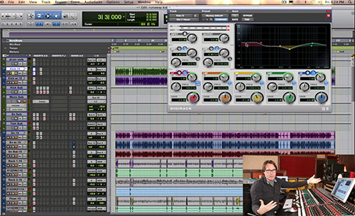 Cameron Webb Learning Mixing