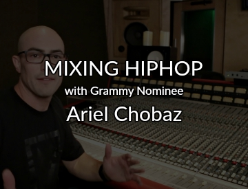 Mixing-HipHop-with-Ariel-Chobaz