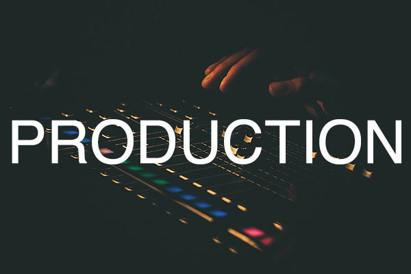 production courses audio