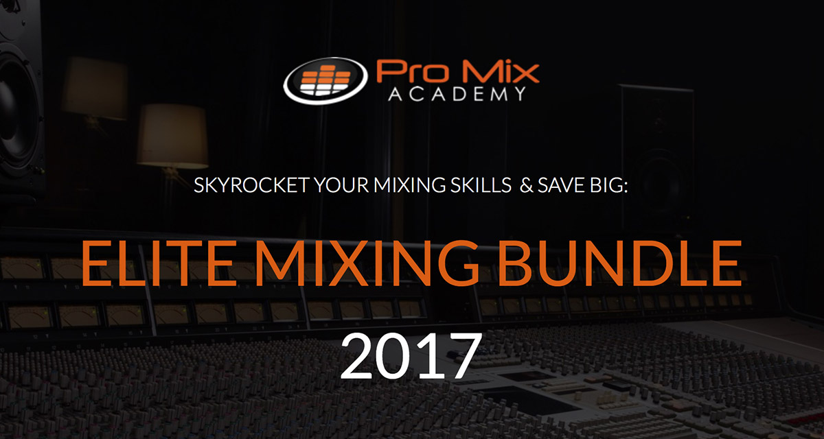2017 elite mixing bundle
