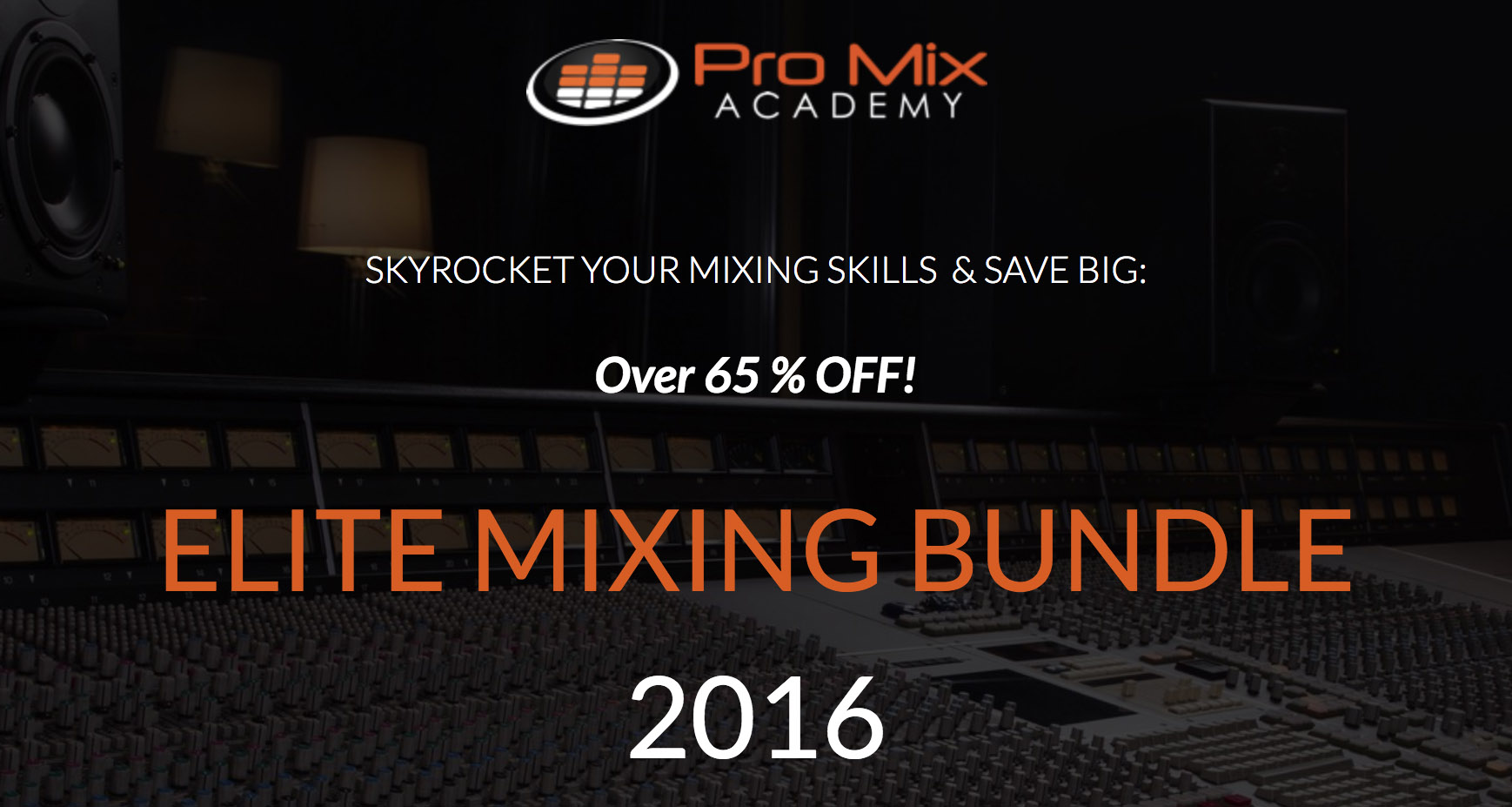 elite mixing bundle