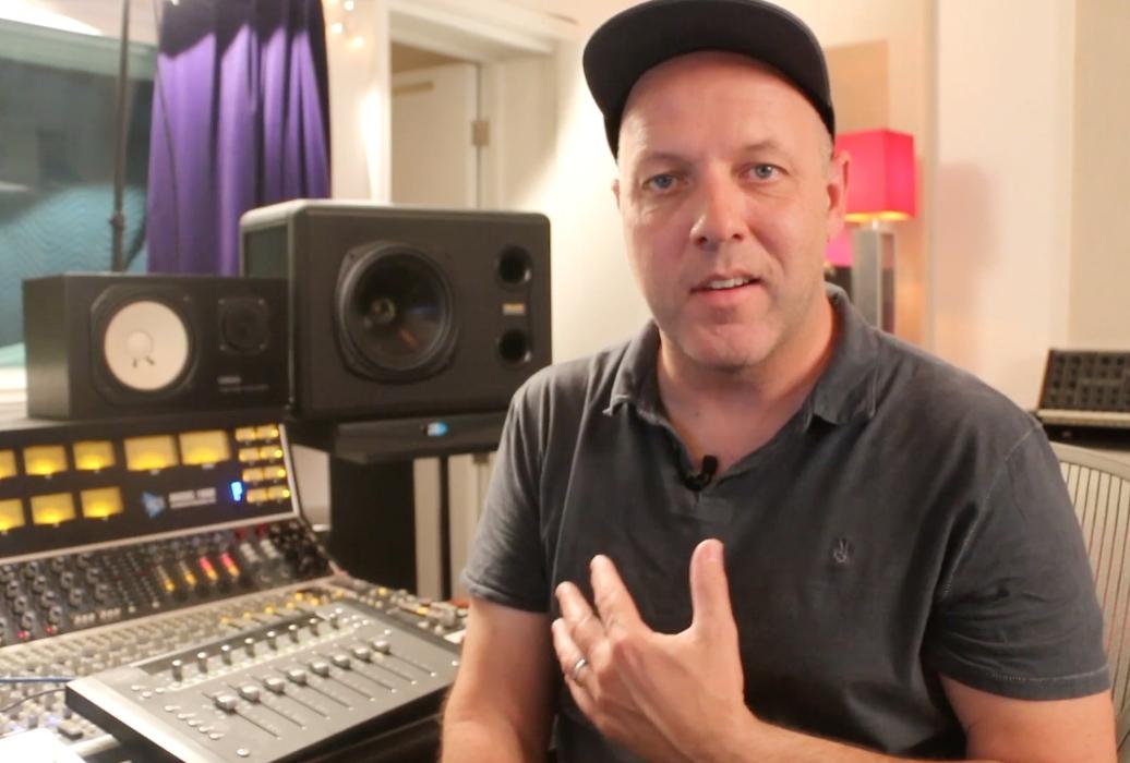 Ken Sluiter mixing engineer