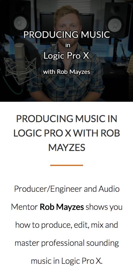Rob Mayzes