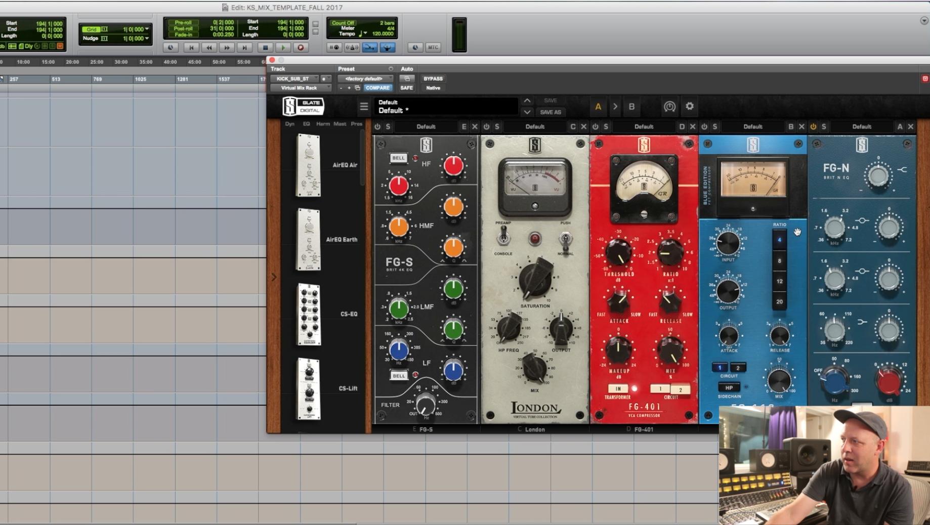 Mixing Kick and Bass