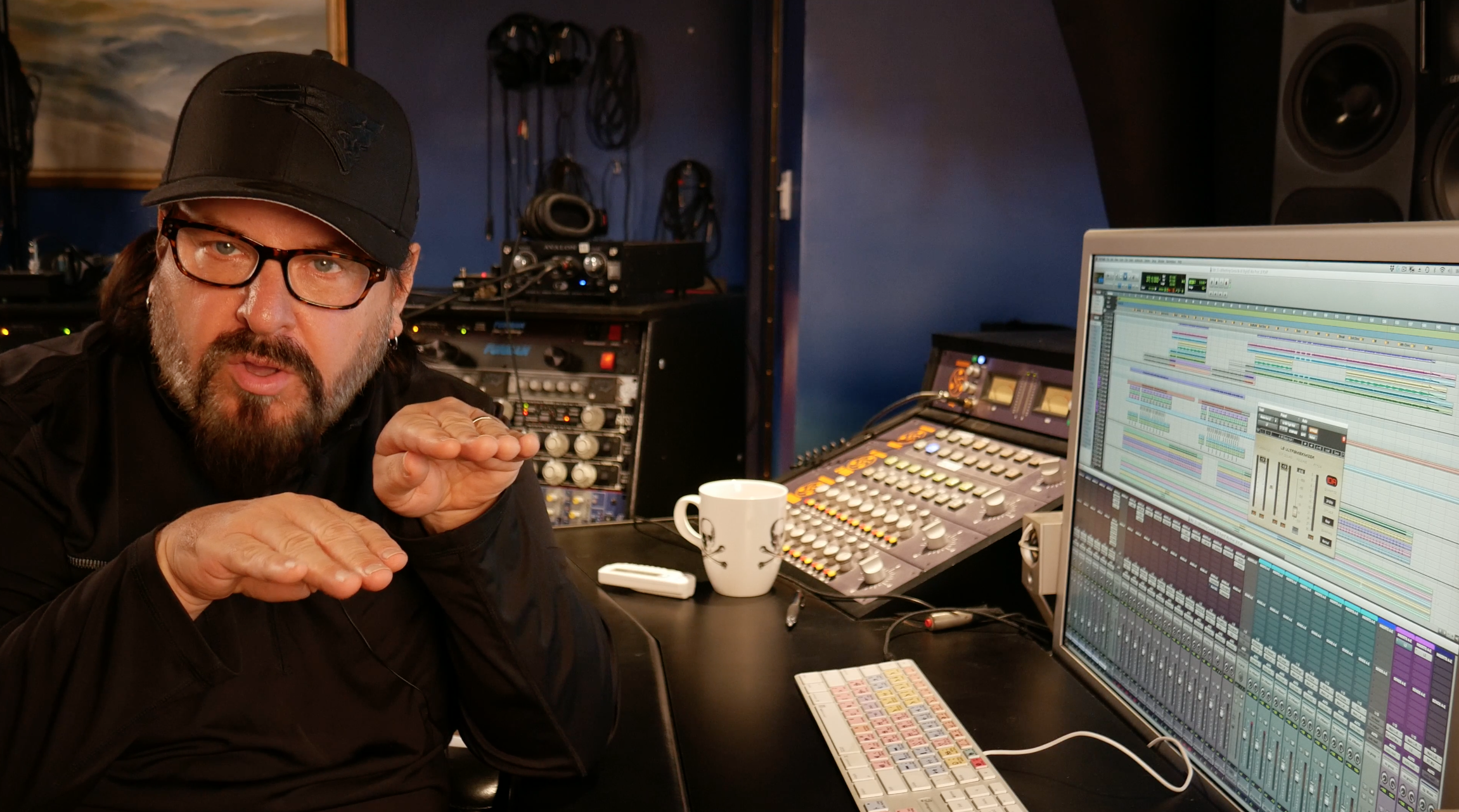Understand the why behind mixing rock