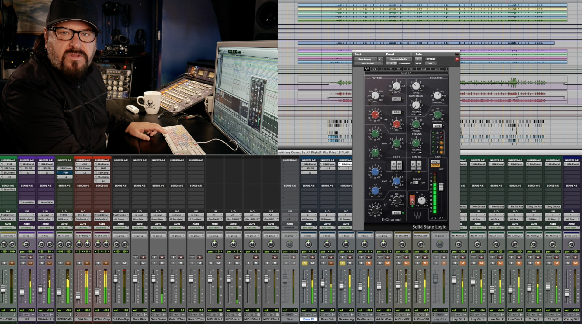 Mixing low end