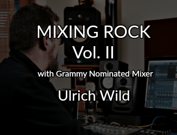mixing rock with ulrich wild