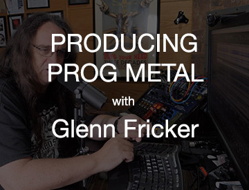 producing prog metal-glenn