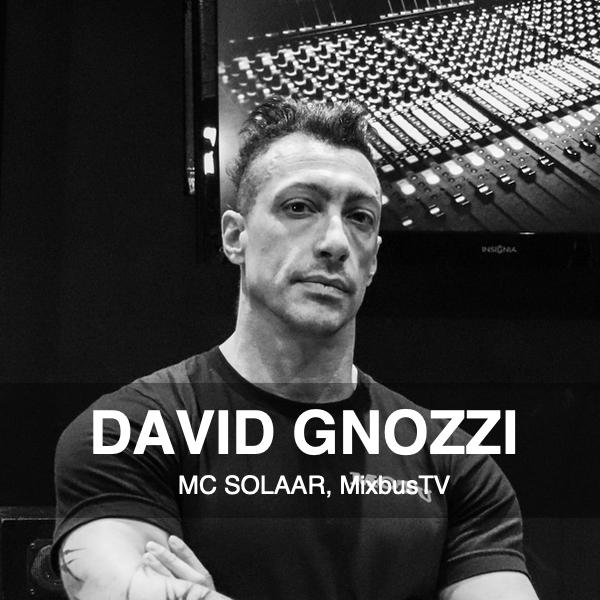 David Gnozzi engineer mixers Pro Mix Academy mentor