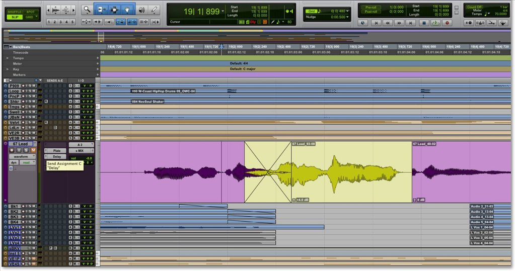 The Ultimate Protools Course with AVID Master Instructor Jon