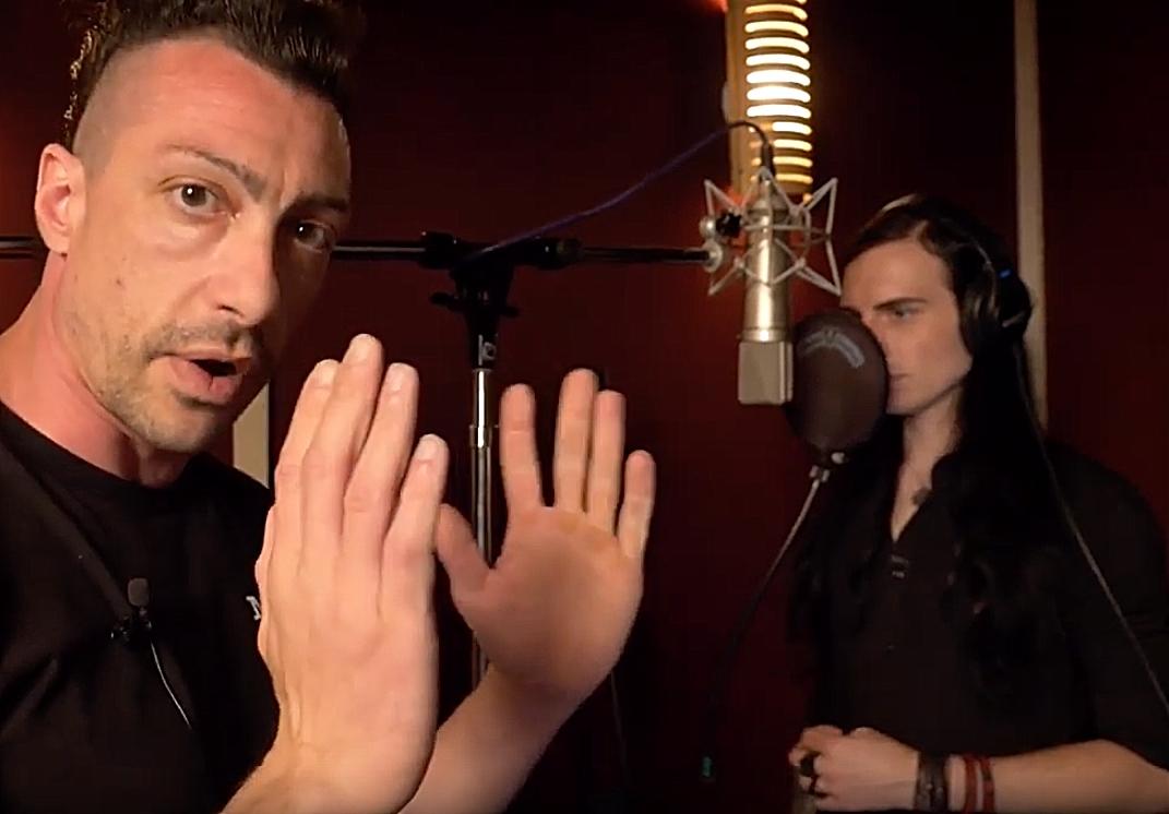 david gnozzi recording vocals metal