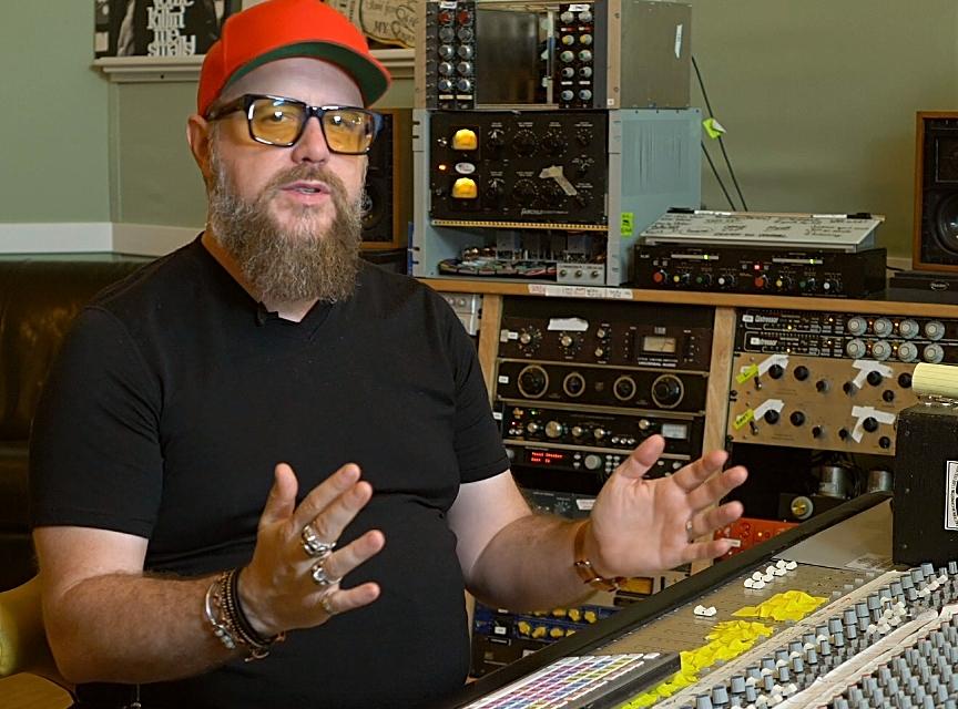 F. Reid Shippen explains music production