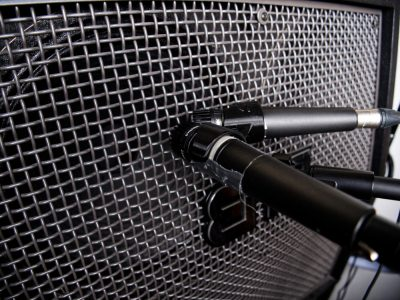 The Perfect Mic for guitar recording