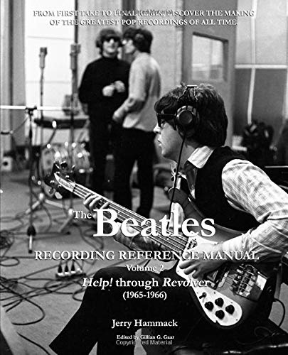 Jerry Hammack The Beatles Recording Reference Manual