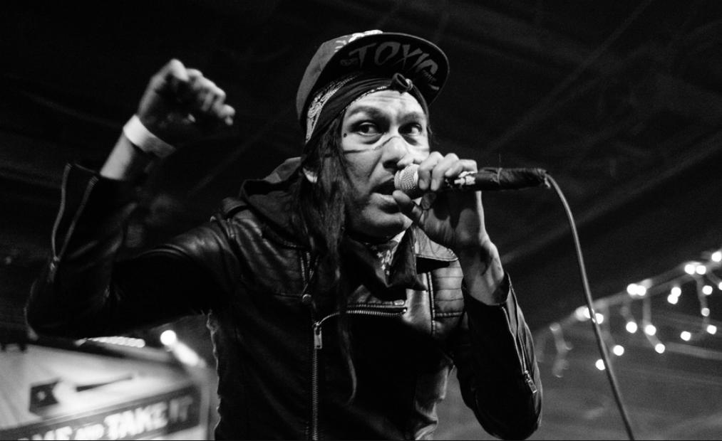 death valley high rock singer