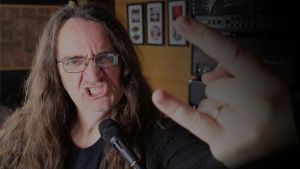 mixing metal with glenn fricker