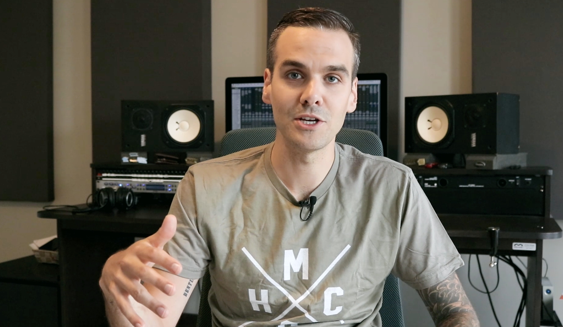 Jodran Valeriote explains mixing metal