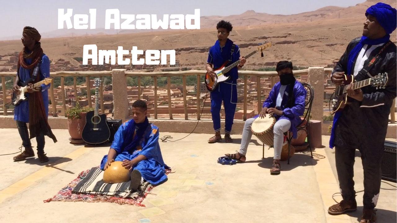 Kel Azawad RECORDING
