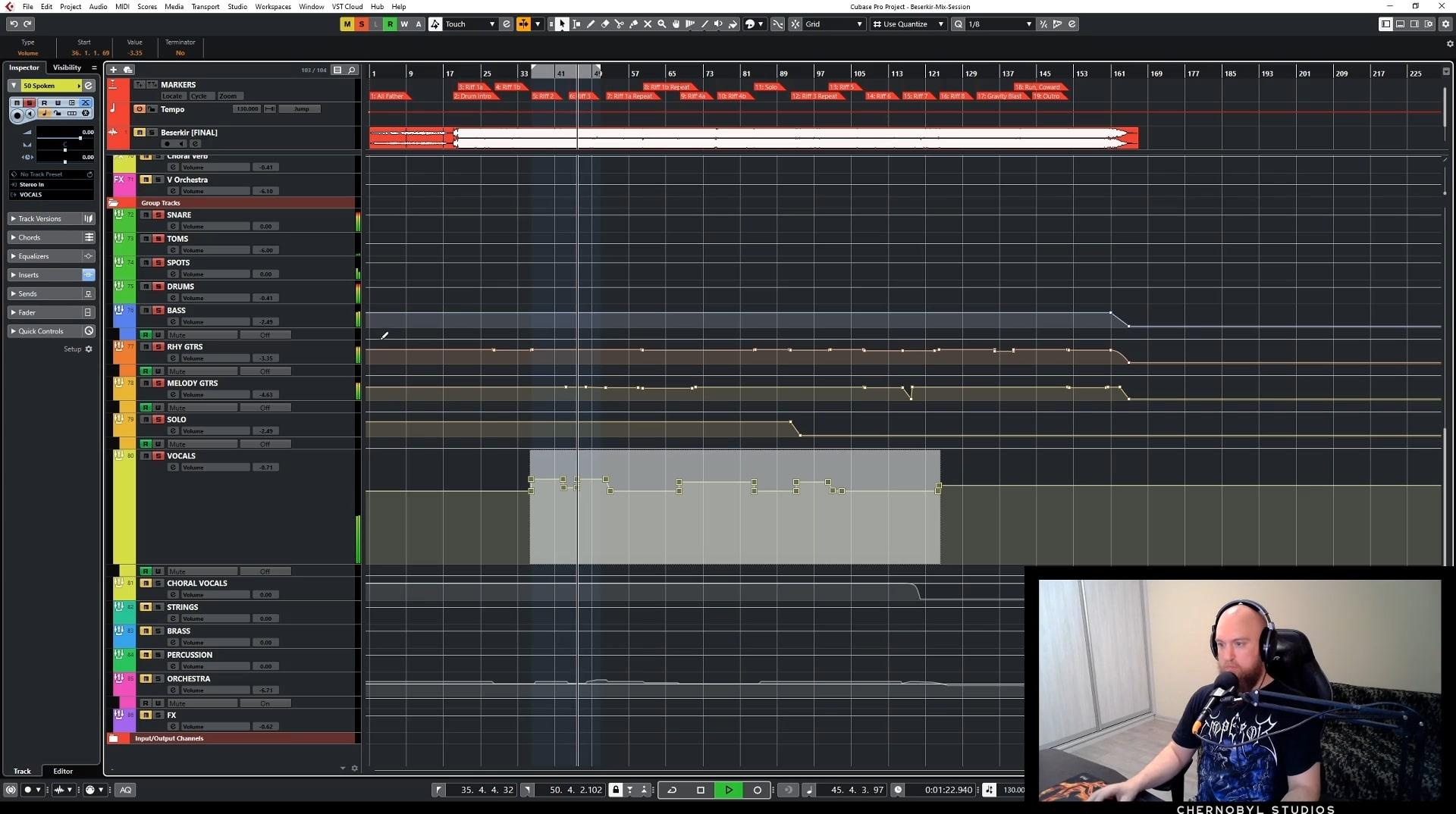 advanced metal mixing techniques