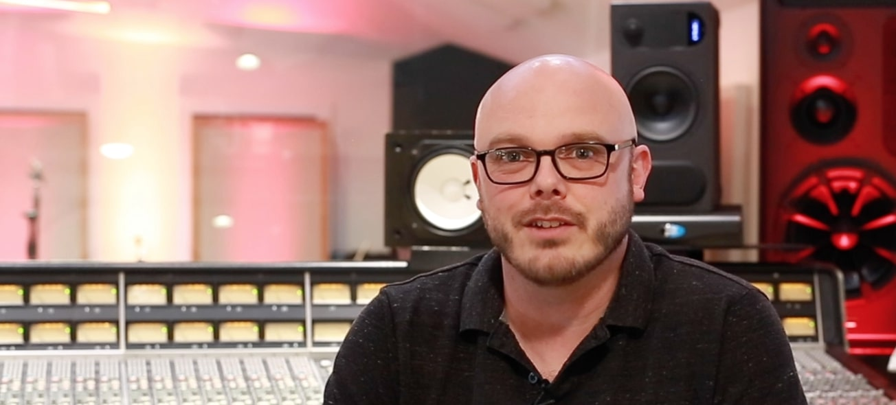 Justin Cortelyou teaches country music production