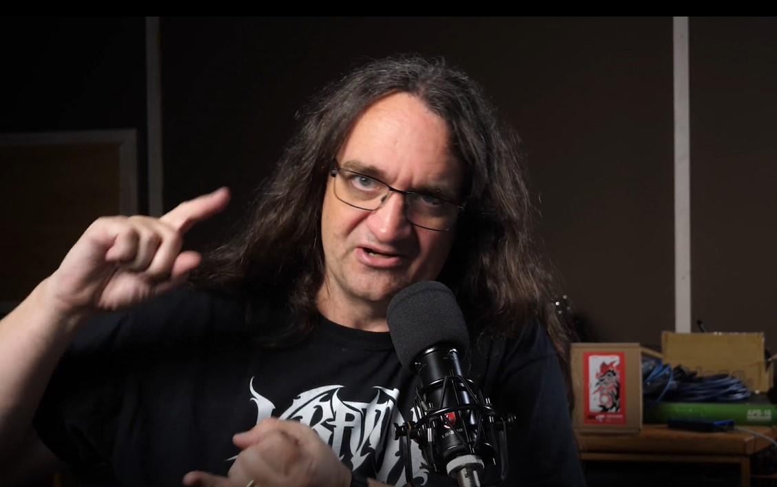 Glenn Fricker explains mixing metal Waves plugins
