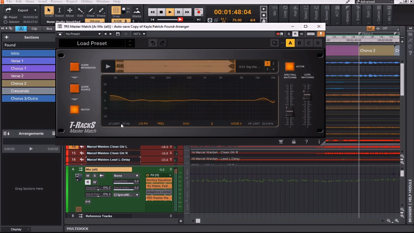 Mastering Music in Cakewalk by Bandlab