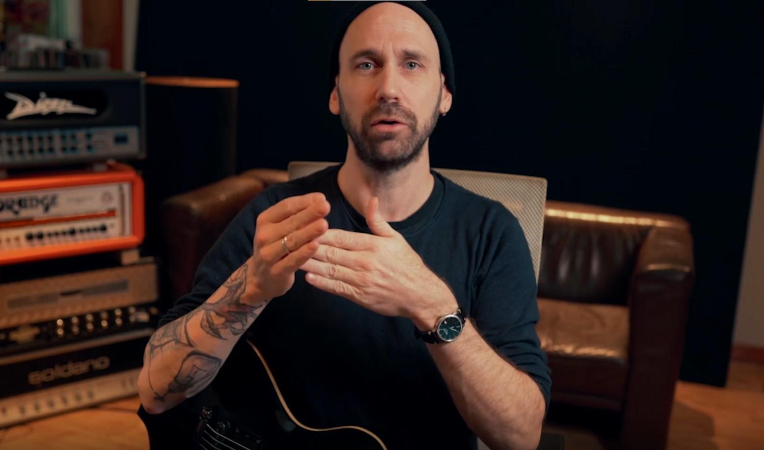 Kristian Kohle explains guitar tones 2