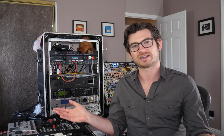 Matt Lange EDM production course explaining 1
