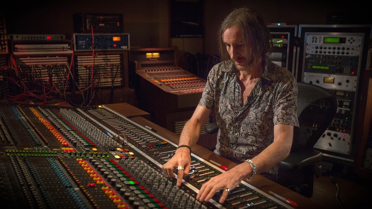 Nick Launay recording mixing course background