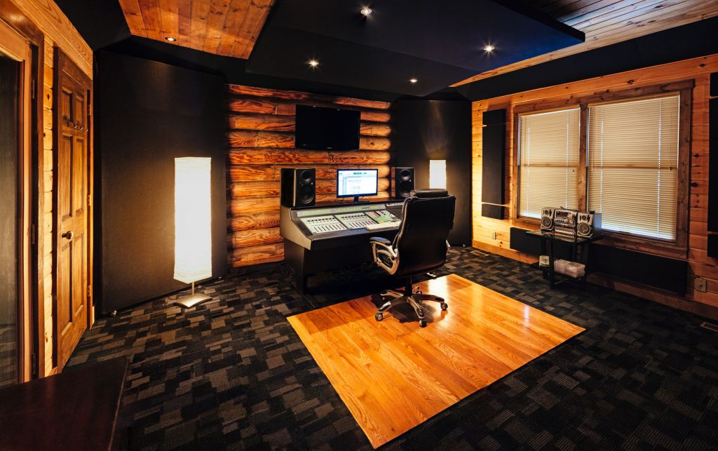 Billy decker mixing course studio 1