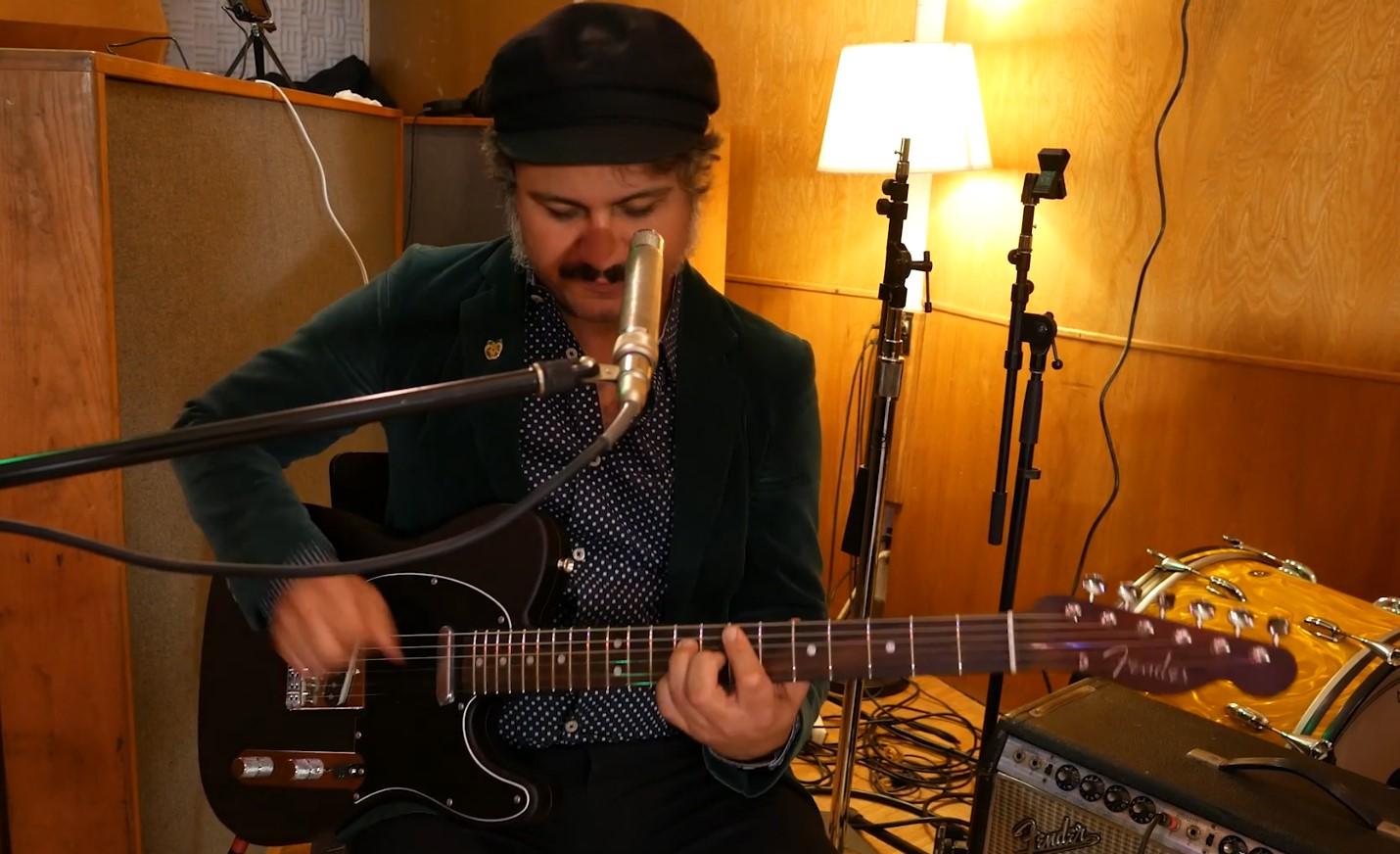 The Beatles guitar George Harrison