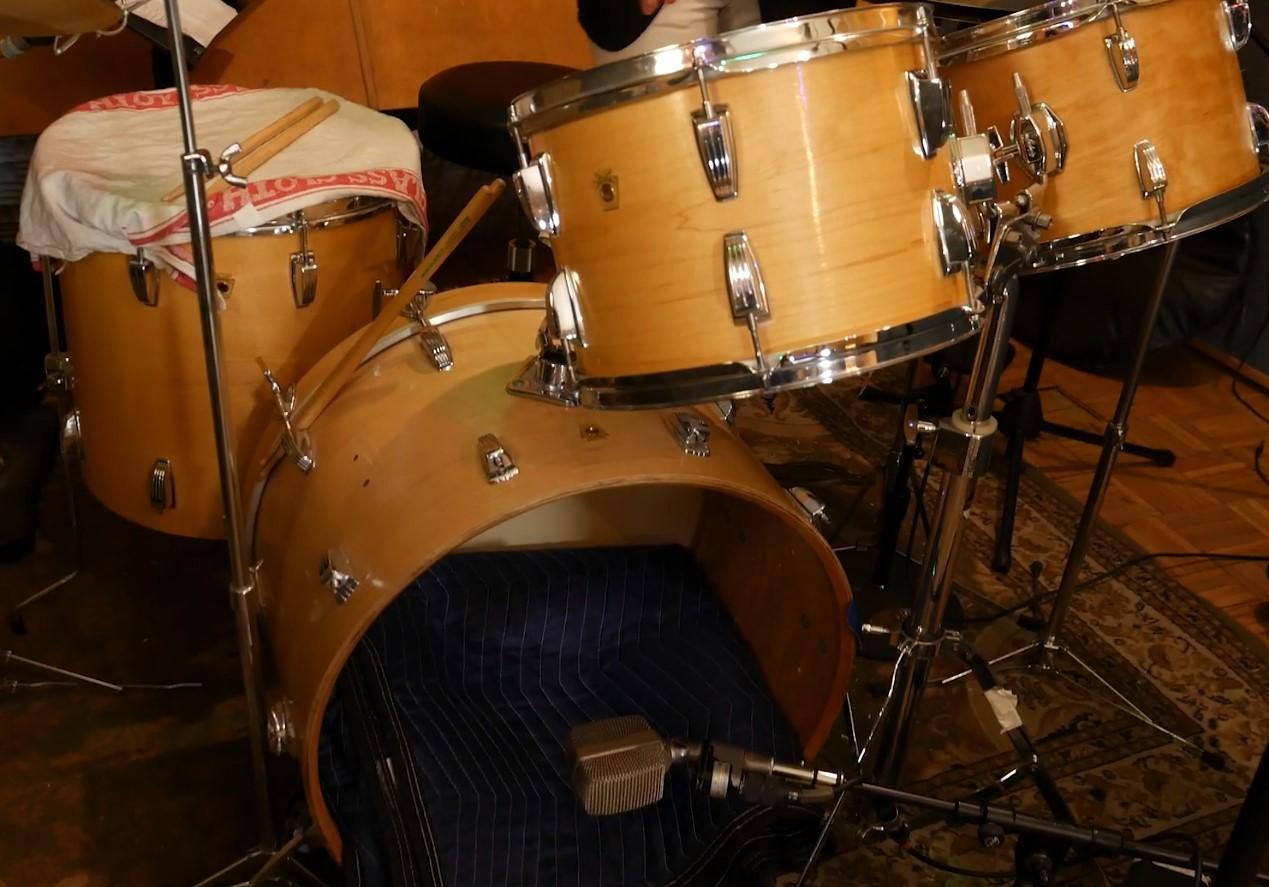 the Beatles ringo starr drum kit